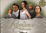 Romance Collection - A & E Literary Classics (Pride & Prejudice, Emma, Jane Eyre, Ivanhoe, Tom Jones)