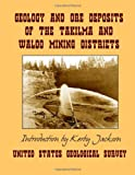 Geology and Ore Deposits of the Takilma and Waldo Mining Districts, United States Geological Survey, 1496056884