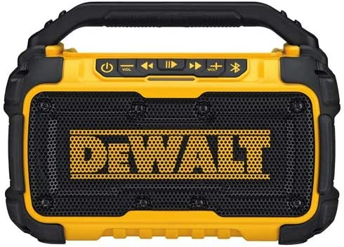 DEWALT DCR010 Bluetooth Jobsite Speaker product image