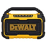 DEWALT DCR010 20V Max Bluetooth Jobsite Speaker (Tool Only)