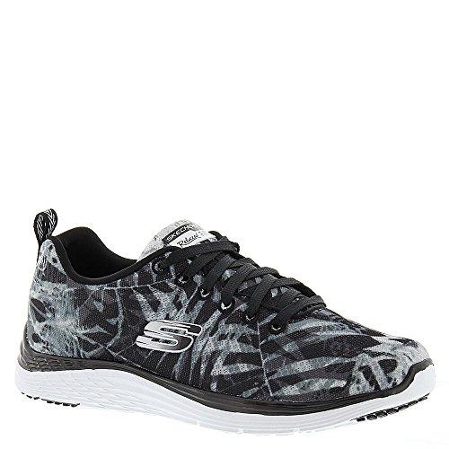 Skechers Schuhe - Mai Tai weiß/schwarz Größe: 38.5