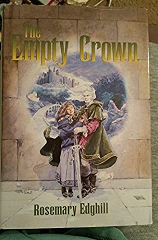 book cover of The Empty Crown