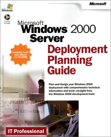 UPC 9780735617940 - Microsoft Windows 2000 Server Deployment Planning Guide (IT-Resource Kits)