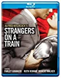 Strangers On A Train (BD) [Blu-ray] by Warner Bros. by Alfred Hitchcock