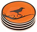 Boston International Hallowchic Tidbit Plates