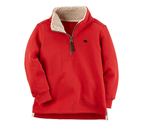 Half Zip Poly Fleece - 4