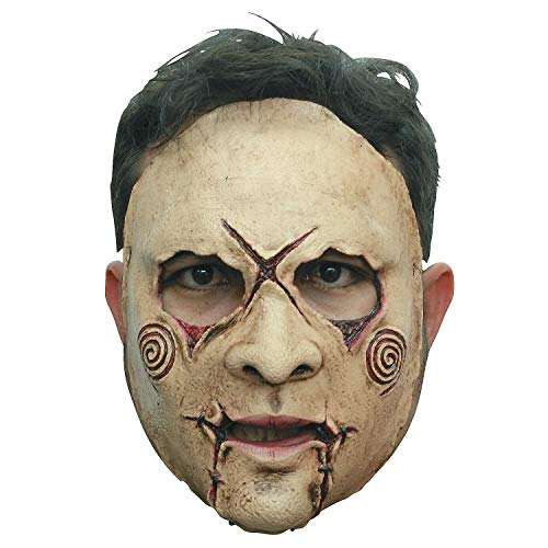 Fun Express - Serial Killer 20 Latex Face for Halloween - Apparel Accessories - Costume Accessories - Masks - Halloween - 1 -