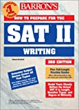 How to Prepare for the SAT II, George Ehrenhaft, 0764116894