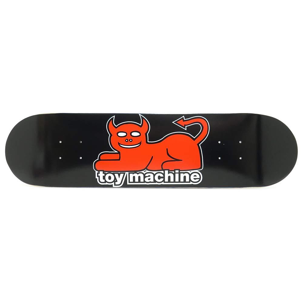TOY MACHINE DECK スケボー トイマシーン DECK デッキ B07K751436 TEAM DEVIL CAT 7.625 スケートボード スケボー SKATEBOARD B07K751436, 里庄町:17397d76 --- grupocmq.com