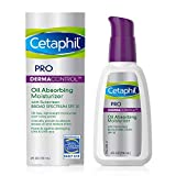 Cetaphil Pro Oil Absorbing Moisturizer with SPF 30 Broad Spectrum Sunscreen, 4 Ounce