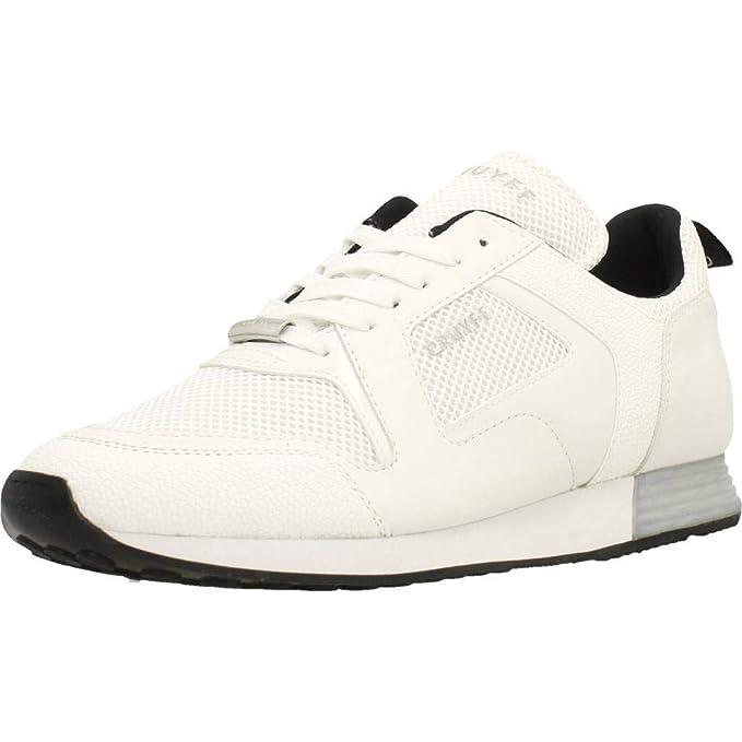 Calzado Deportivo para Hombre, Color Blanco, Marca CRUYFF, Modelo Calzado Deportivo para Hombre CRUYFF LUSSO Blanco: Amazon.es: Ropa y accesorios