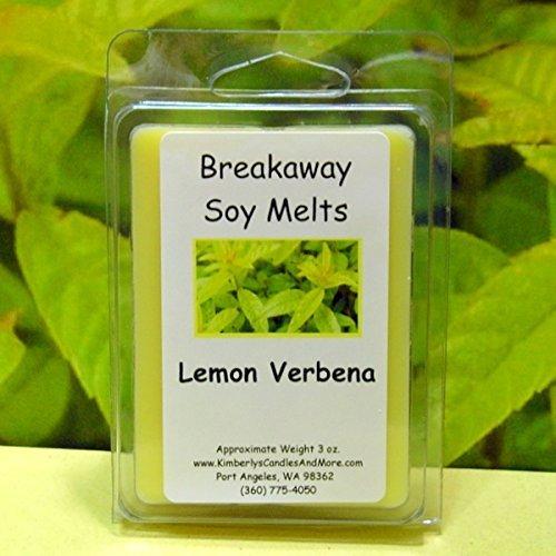 Lemon Verbena Breakaway Clamshell Soy Wax Tart ()