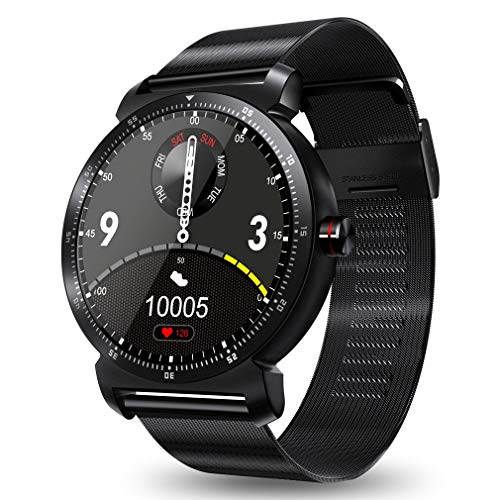 Smart Watch,K88H Plus Smart Watch Fitness Tracker Smart Watches for Women Men Kids with Heart Rate Monitor Sports Activity Tracker Compatible with Android iOS