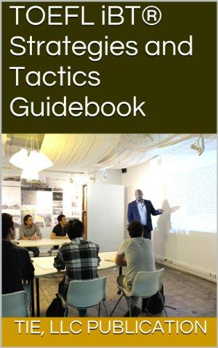 Download TOEFL iBT® Strategies and Tactics Guidebook Pdf