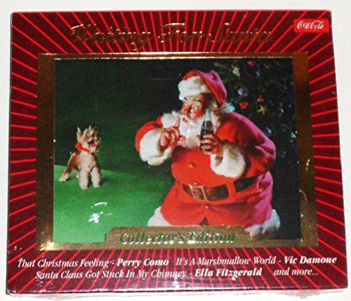 (Coca-Cola Presents: WAITING FOR SANTA Christmas Holiday CD Compilation *Collector's Edition*)
