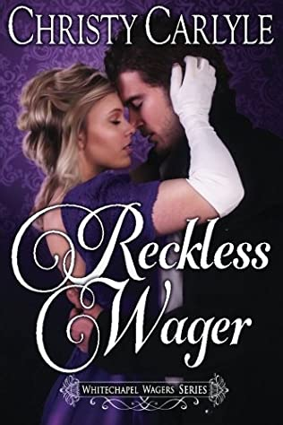 book cover of Reckless Wager