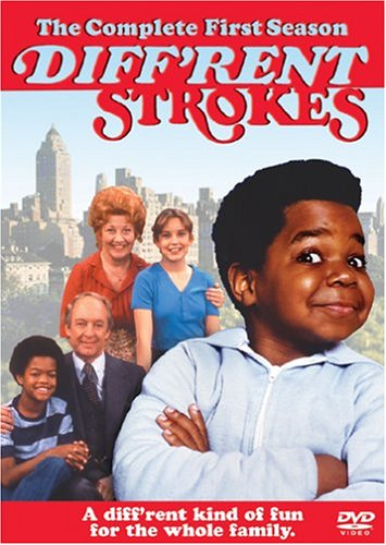 Dvd: Diffrent Strokes - The Complete First Season