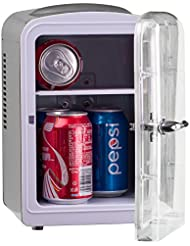Generic Portable Mini Refrigerator Fridge Auto Car Cooler and Warmer AC & DC for Boat Home Office