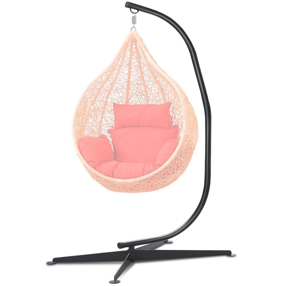 unique stand of hammock chair from made ideas nytexas for range plans wicker ikea the wide