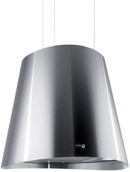 Campana Isla TURBOAIR GIOIA inox 50cm