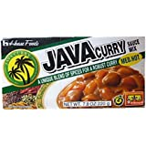 House Foods Java Curry Medium Hot, 7.8-Ounce Boxes (Pack of 10)