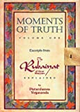 Moments of Truth, Paramhansa Yogananda, 1565897218