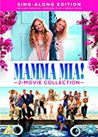 22% off Mamma Mia 2-Movie Collection (DVD & Blu-ray)