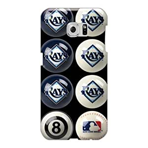 W12-SHAHD Snap On Hard Case Cover Tampa Bay Rays Protector For Sumsang Galaxy S6