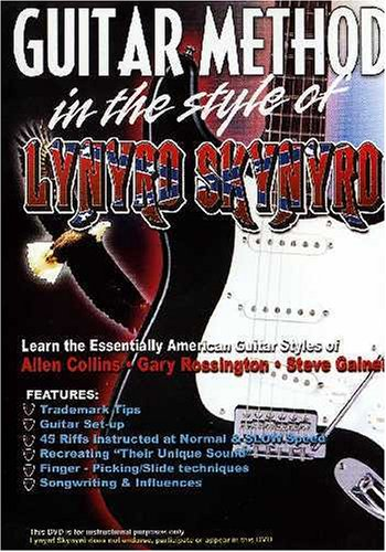 Guitar Method: In the Style of Lynyrd Skynyrd by MVP