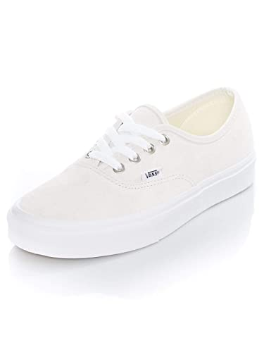 Vans Damen Schuhe Authentic Pig Wildleder Moonbeam-True Weiß (35 Eu ...