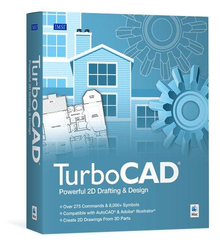 IMSI TurboCAD 2D for Mac [Old Version]