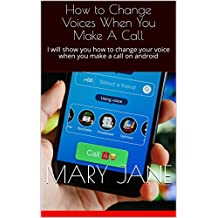 How to Change Voices When You Make A Call: I will show you how to change your voice when you make a call on android