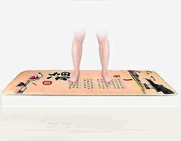 LYXPUZI Cojín de masaje shiatsu Colchonetas de masaje ...