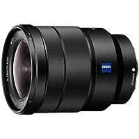 Sony SEL1635Z - Objetivo para Sony/Minolta (Distancia Focal 16-35mm, Apertura f/4-22, Zoom óptico 0.19x,estabilizador óptico, diámetro: 72mm) Negro