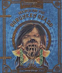 Ripley's Search for the Shrunken Heads: and Other Curiosities