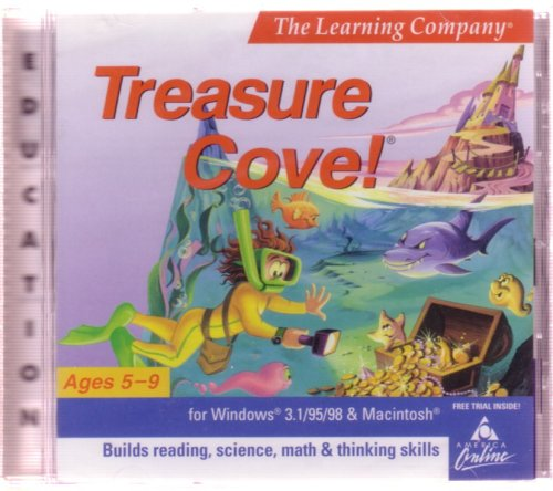 Treasure Cove (Jewel Case)