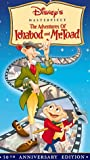The Adventures of Ichabod and Mr. Toad (50th Anniversary Edition) [VHS]