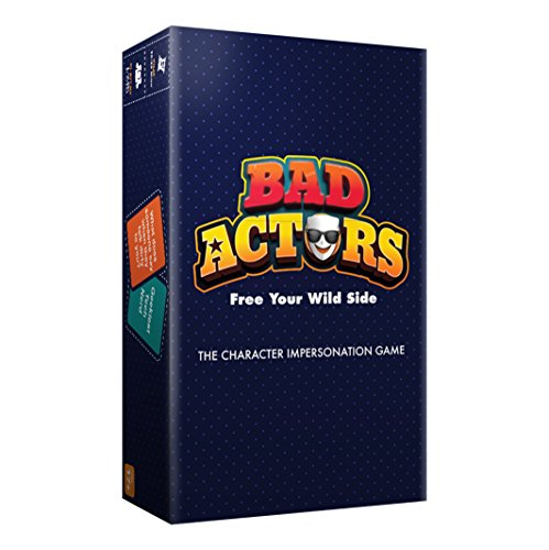 Bad Actors - The Character Impersonation Party Game by BAD ACTORS