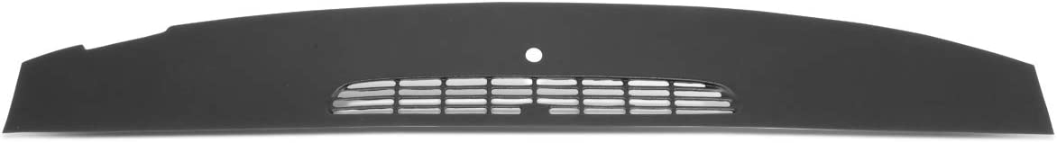 DNA MOTORING ZTL-Y-0082 Front Dash Defrost Vent Grille Cover Overlay