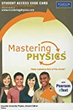 MasteringPhysics with Pearson eText -- Standalone Access Card -- for Essential University Physics (2nd Edition) (Mastering Physics (Access Codes))