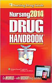 nursing and midwifery drug handbook
