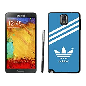 Lovely And Unique Designed Cover Case For Samsung Galaxy Note 3 N900A N900V N900P N900T With Adidas 22 Black Phone Case
