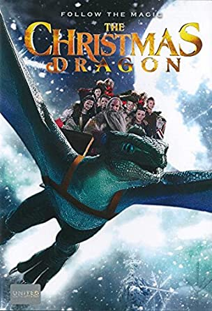 The Christmas Dragon.Amazon Com The Christmas Dragon Dvd Region 3 Talon G