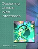 img - for Designing Usable Web Interfaces book / textbook / text book