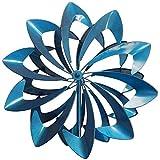 Summerfield Terrace 10018661 84'' Petals Windmill Garden Stake Multicolor