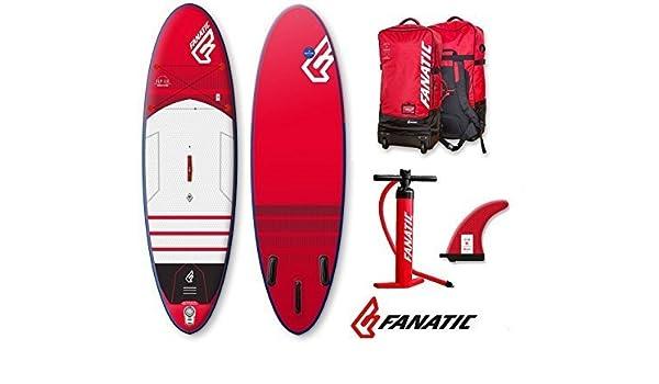 Fanatic Fly Air Premium 10.8 hinchable SUP Windsurf soporte ...
