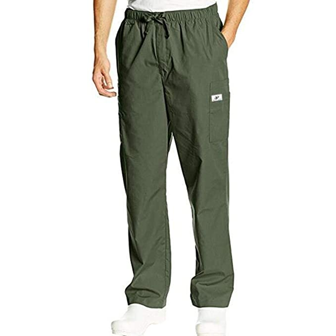 d63b7dec54 Saoye Fashion Pantalones De Carga De Los Hombres Pantalones De Chándal  Largos Ropa Pantalones De Tela De Los Pantalones De Trabajo Pantalones De  Trabajo ...