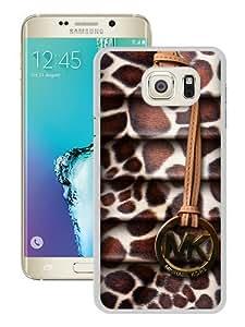 Samsung Galaxy S6 Edge Plus Case ,Unique NW7I 123 Case M&K 165 White Samsung Galaxy S6 Edge+ Cover Case Fashionable Custom Designed Phone Case