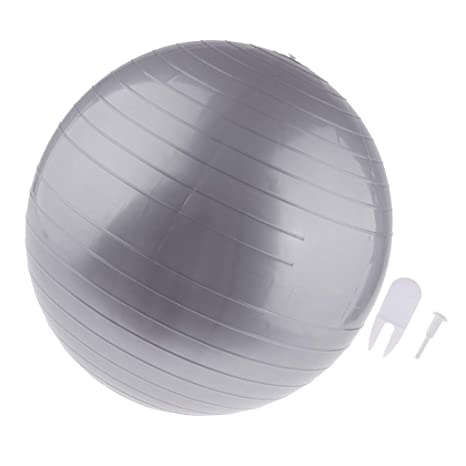 IPOTCH Ejercicios de Balón de Yoga Antideslizantes con Tapón ...