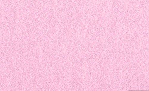"lovemyfabric Wedding Accessories Felt Aisle Runner for Wedding, Runway 36""X180""(3ft X15ft) (Pink)"